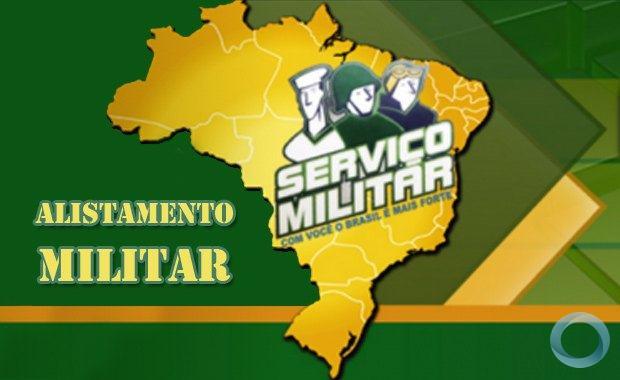 ALISTAMENTO MILITAR INFORMAÇOES