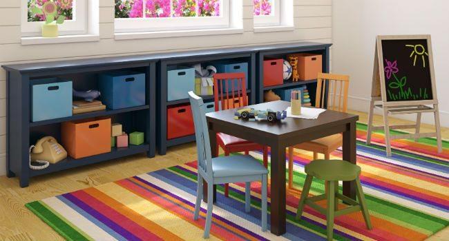 Como escolher o piso ideal para quarto de crianças como aplicar