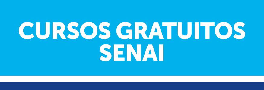 CURSOS SENAI 2018 EM ROSÁRIO DO SUL